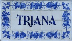 Triana-tile